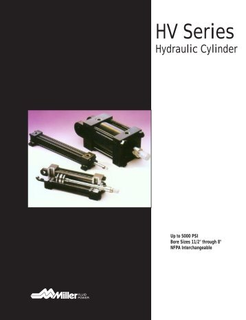 Hydraulic Cylinder - Airline Hydraulics