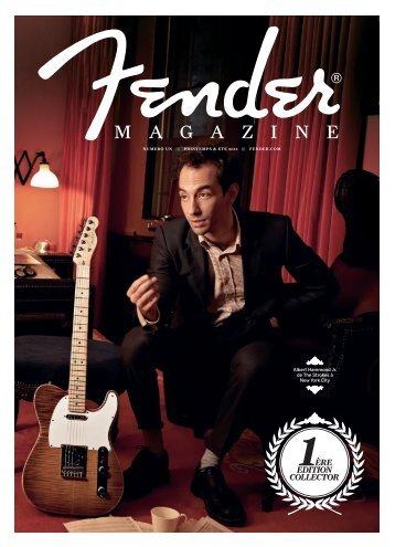 M A G A Z I N E - Fender