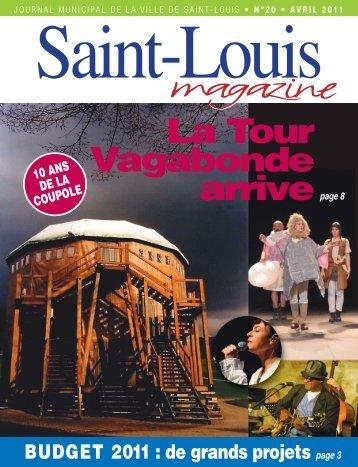 Saint-Louis magazine n° 20 en pdf