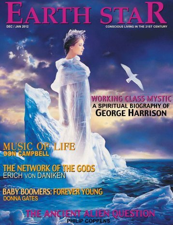Earth Star Magazine Online - Issue #203 DECEMBER/JANUARY 2012