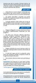 BENEFICIOS - Credomatic - Page 3
