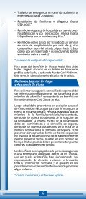 BENEFICIOS - Credomatic - Page 6