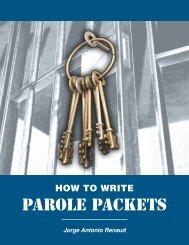 TCJC Parole Packet Guide