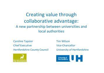 X000c how to build collaborative advantage