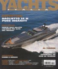 Yachts Italia 09-2008 (Primato) - Perini Navi