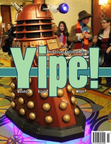 Issue 2 - Yipe!
