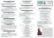 ΠΟΠ-Infoblatt November 2010 - POP Initiativgruppe Griechische Kultur