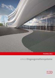 Preisliste 2012 - Werner-Matten
