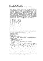 Lesen Sie die vollständige PdF-Fassung - LESER Verlag Wertheim