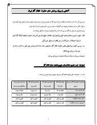 آشنایی با پروژه پوشش های خطوط انتقال گاز ایران - نفت و گاز پارس