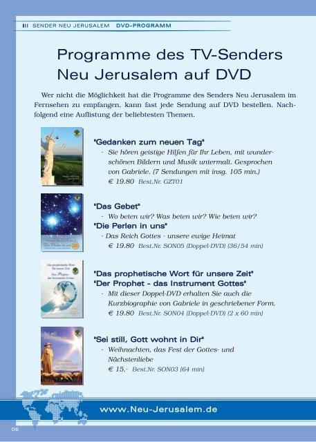 Tv Sender Neu