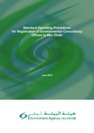 Standard Operating Procedures for Registration of ... - هيئة البيئة