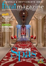 Alluring - Federation of Hotel and Restaurant Associations of India
