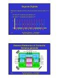 Tecnologie e Sistemi Elettronici per il Controllo Sistema Elettronico - Page 7