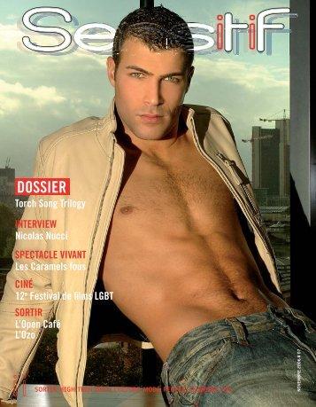 Télécharger / Download - Sensitif – Le magazine gratuit gay