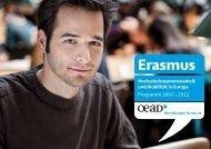 Folder: Erasmus - Österreichischer Austauschdienst