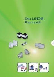 Die LINOS Planoptik - Qioptiq Q-Shop