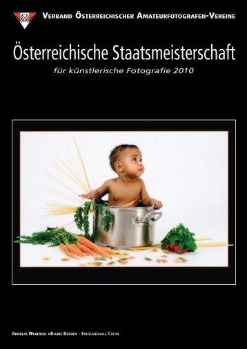 für künstlerische Fotografie 2010 - Die Fotosektion des SK VÖEST