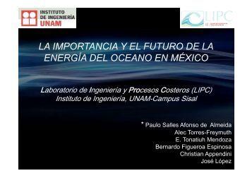 Energía del Oceano - Academia de Ingeniería