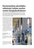 Kipsipohjaisia ratkaisuja Lahden Kauppakeskus Karismassa - Knauf - Page 7