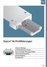 DryLin® W-Profilführungen - Igus