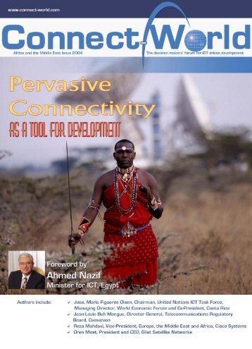 the african solution for africa - Connect-World