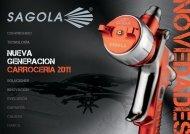 nueva generaciOn CARROCERIA 2011 - Sagola