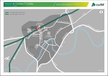Estación de Córdoba Córdoba - Adif