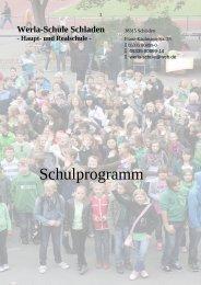 Schulprogramm - Werla-Schule Schladen