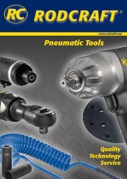 Pneumatic Tools - Podrzaj-Rodcraft