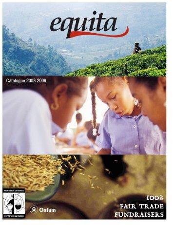Equita Fundraising Catalogue 0809