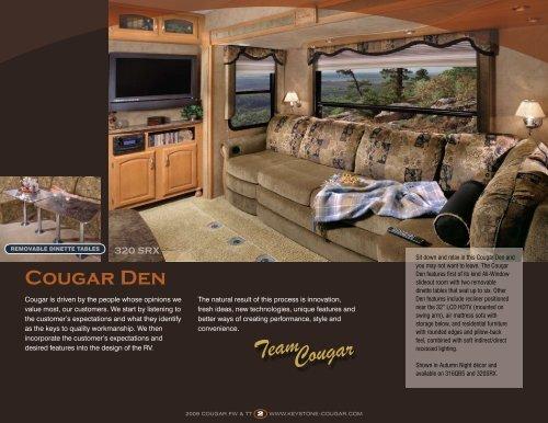 2009 Cougar - RVUSA.com