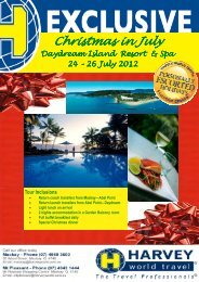 Christmas In July Flyer 2012