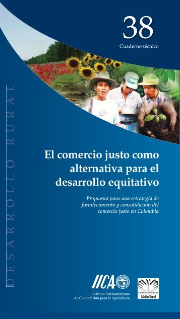 El comercio justo como alternativa para el desarrollo equitativo