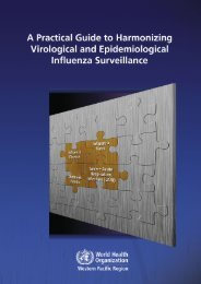 A Practical Guide to Harmonizing Virological and Epidemiological