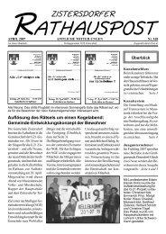 Meine stadt single aus zistersdorf, Partnersuche in Fritzlar