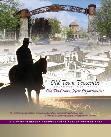 Old Town Temecula - City of Temecula