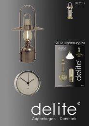 Delite 2010 catalogue