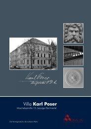 Villa Karl Poser - DGG - Deutsche Gesellschaft für Grundbesitz AG ...