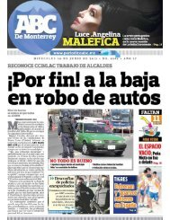 Â¡SE HIZO JUSTICIA! - Periodicoabc.mx