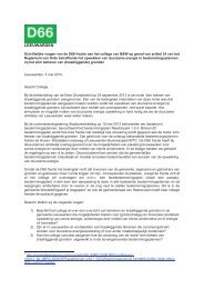 Schriftelijke vragen - Gemeente Leeuwarden