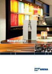 Hospitality - ADLER Mannheim