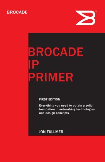 BROCADE IP PRIMER