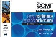 Exhibitor Prospectus - Oil & Gas Maintenance Technology North ...
