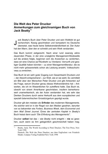 Download PDF-Version (161 k) - Peter Drucker Society of Austria