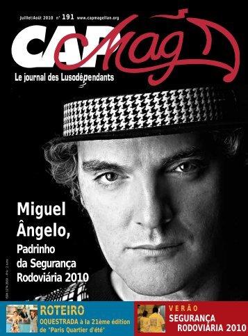Miguel Ângelo, - Cap Magellan