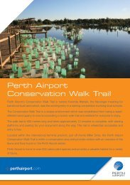 Perth Airport Conservation Walk Trail