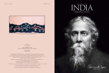 IP_ Tagore Issue - Final.indd - high commission of india mauritius