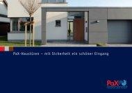 pax-haustueren-katalog-2014