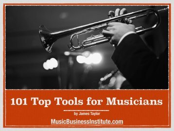 101-Top-Tools-for-Musicians